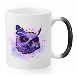 "Magic Mug ""Owl"""